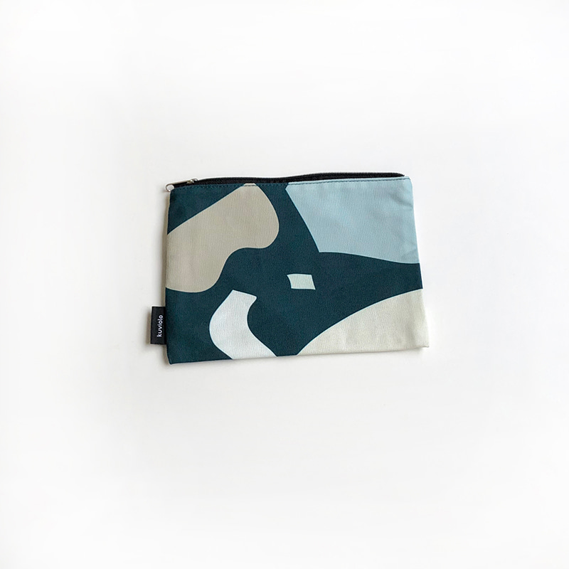 Baby's bed navy (Pouch)