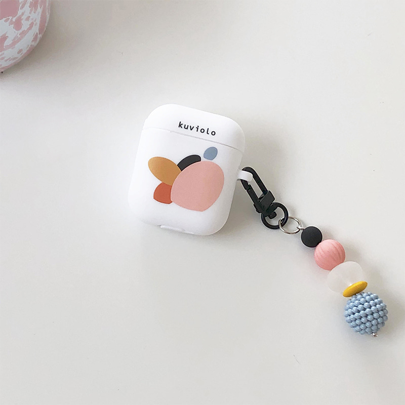 Pastel Eggs (Airpods case)