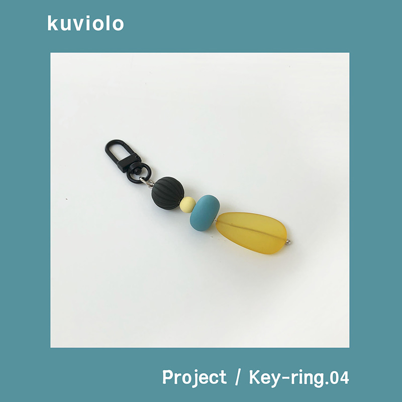 project keyring 04