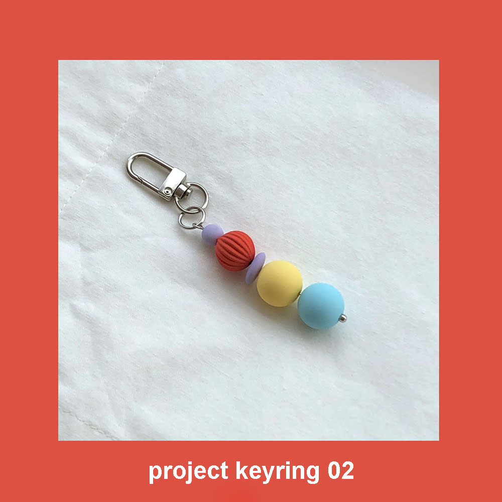 project keyring 02