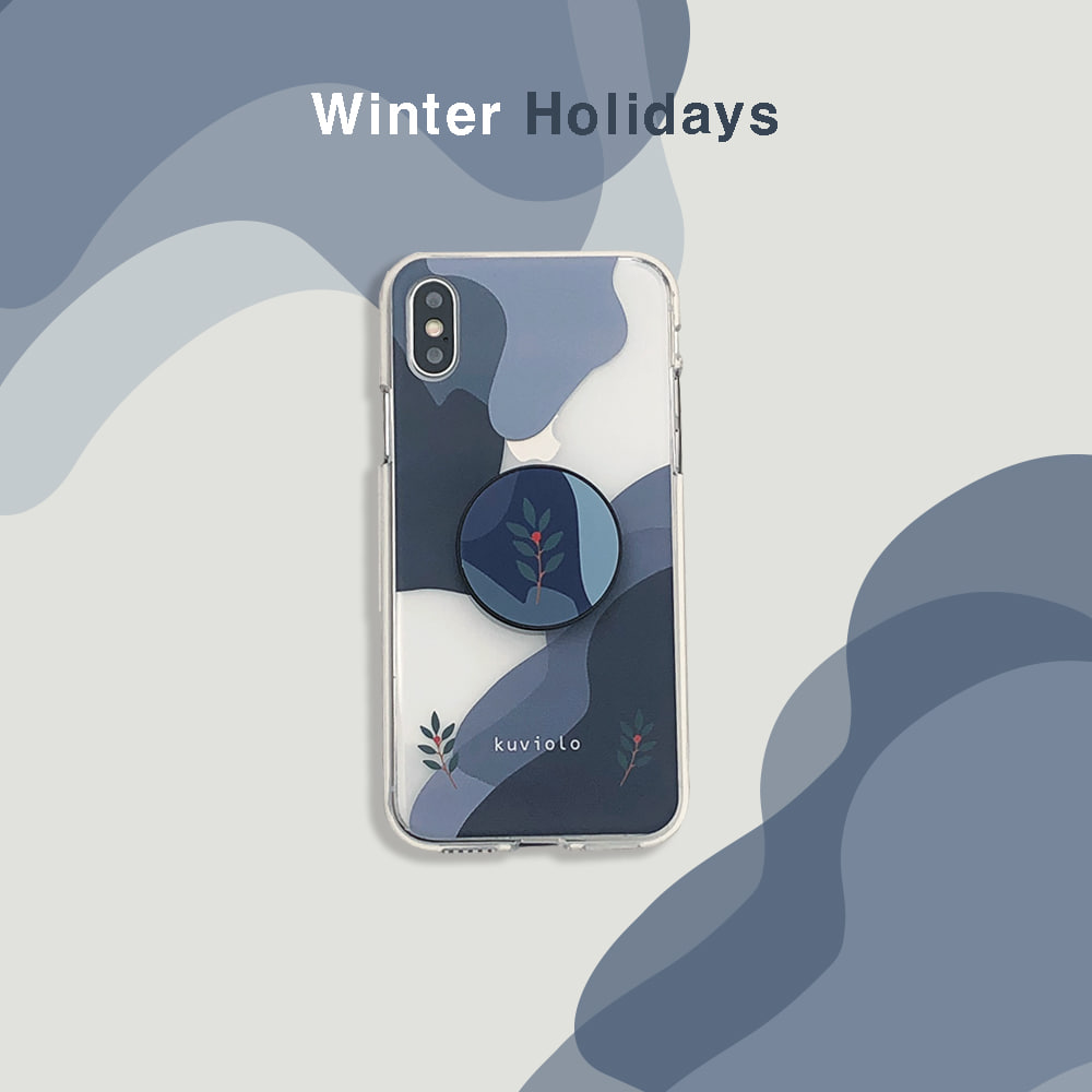 Winter holidays (Jelly case)