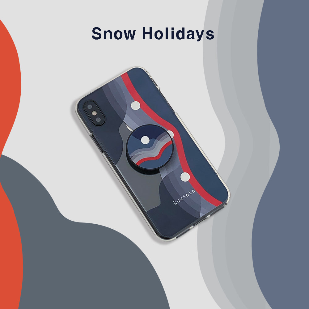 Snow holidays (Jelly case)