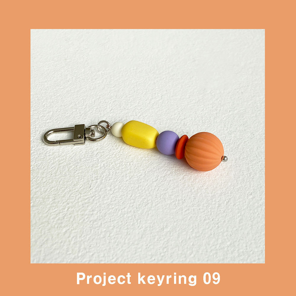 project keyring 09