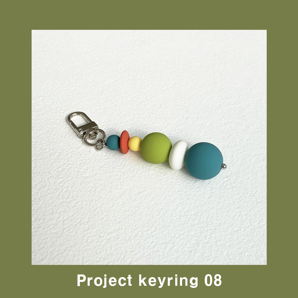 project keyring 08