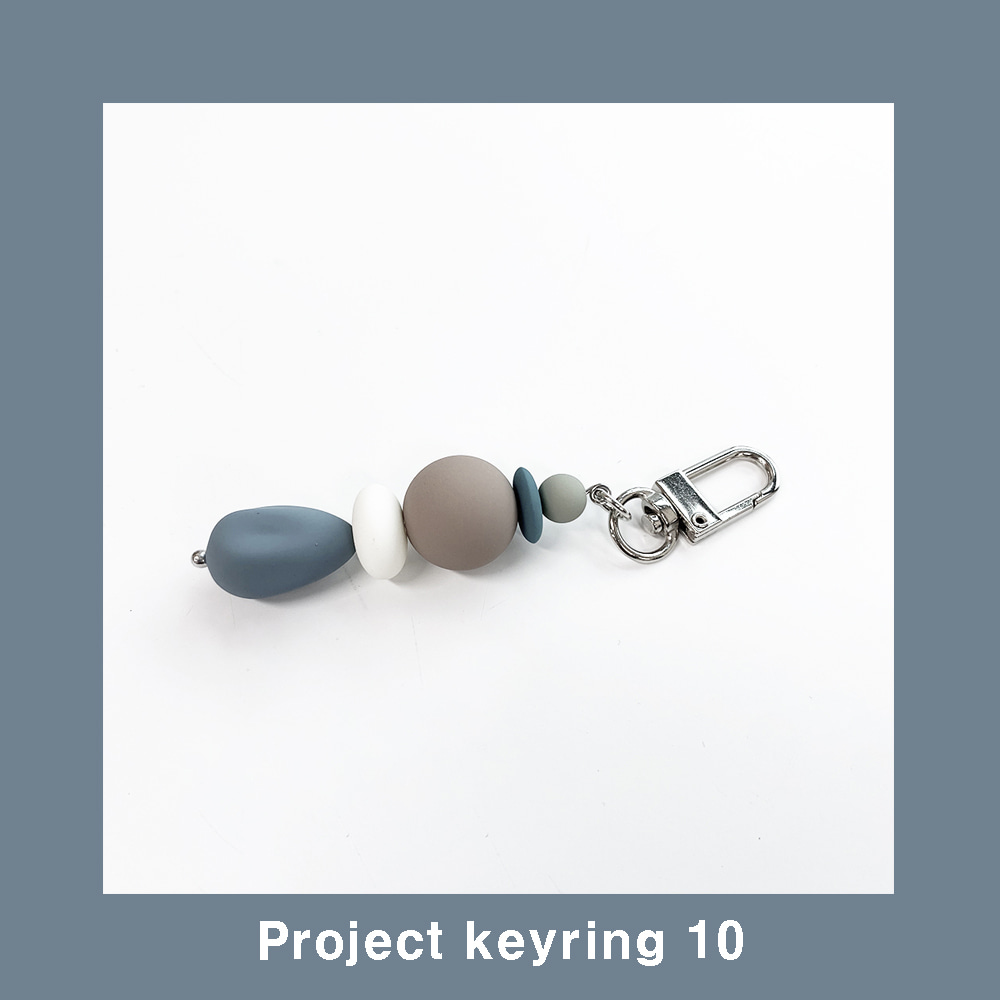 project keyring 10