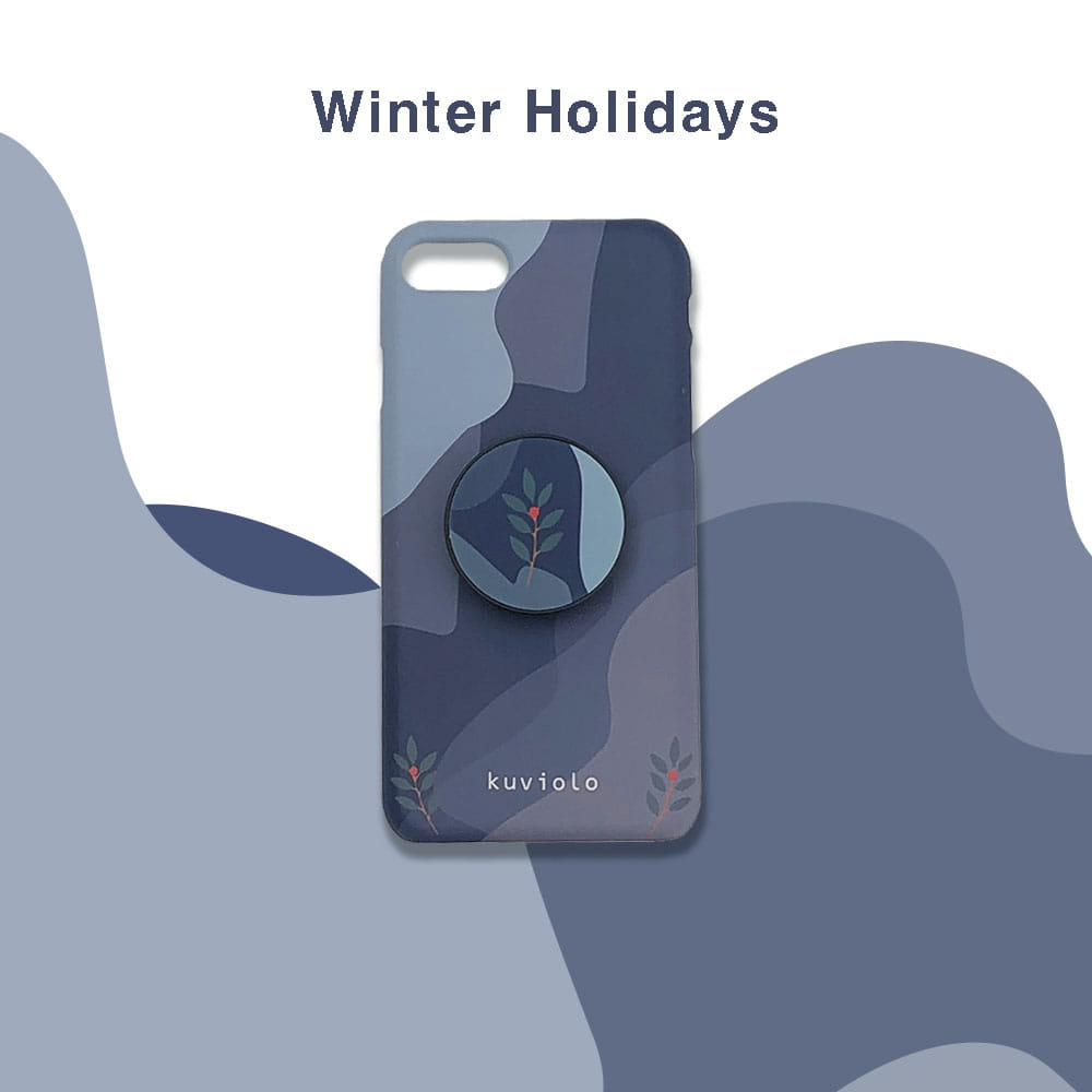 Winter holidays (Hard case)