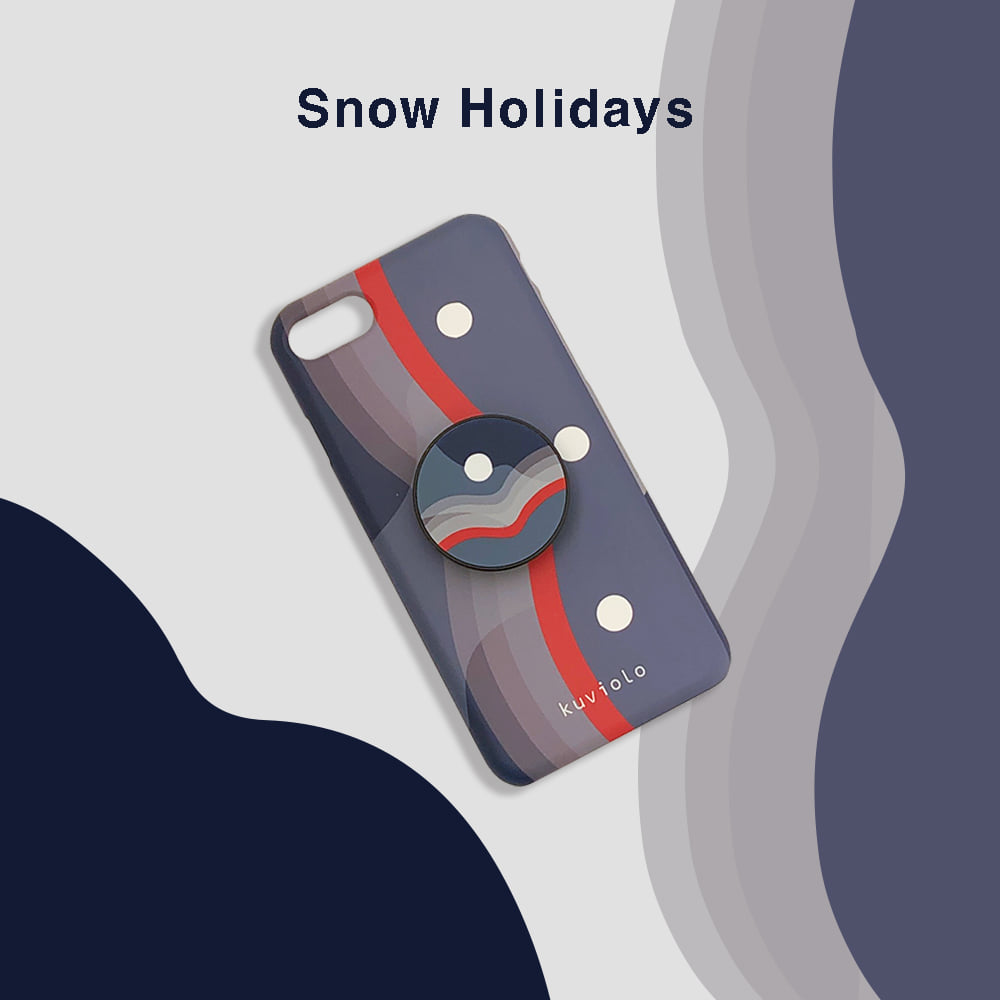 Snow holidays (Hard case)